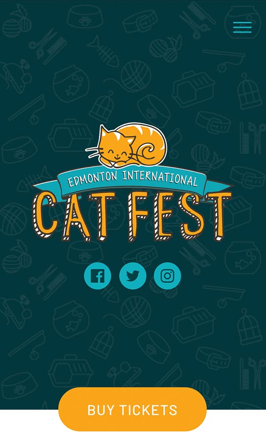 Cat Fest Mobile Home