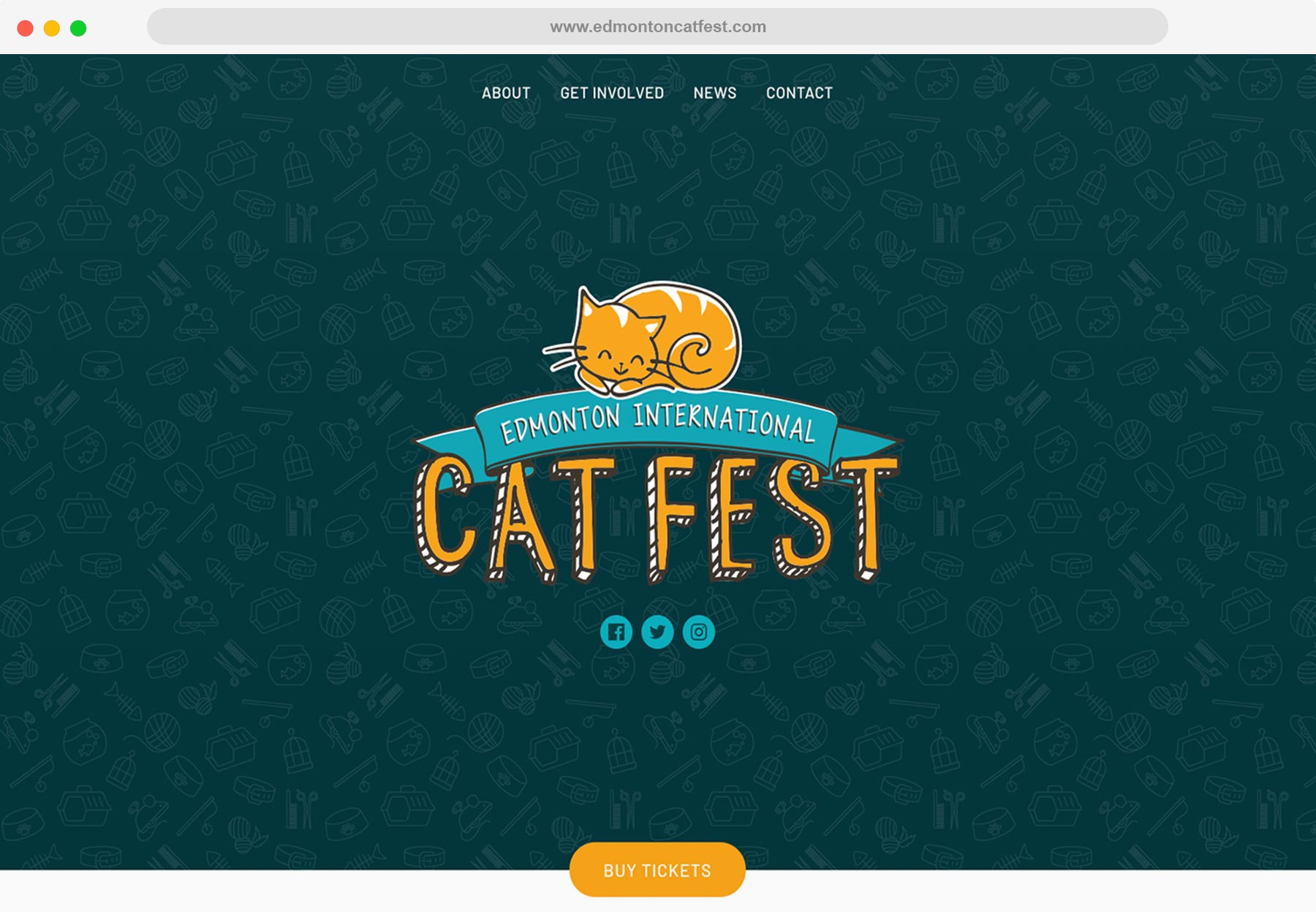 CatFest Safari Home