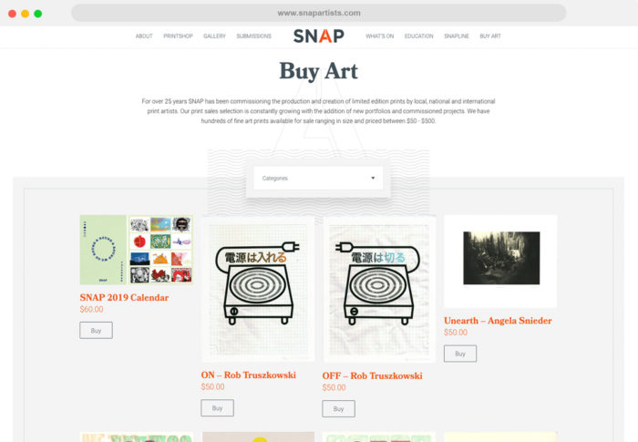 Snap Safari BuyArt